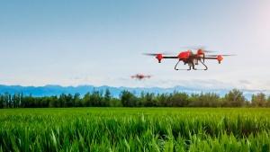 Dron inteligente para siembra agrícola - XAG