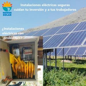 Servicios Eléctricos y de Energía Solar para el Agro
