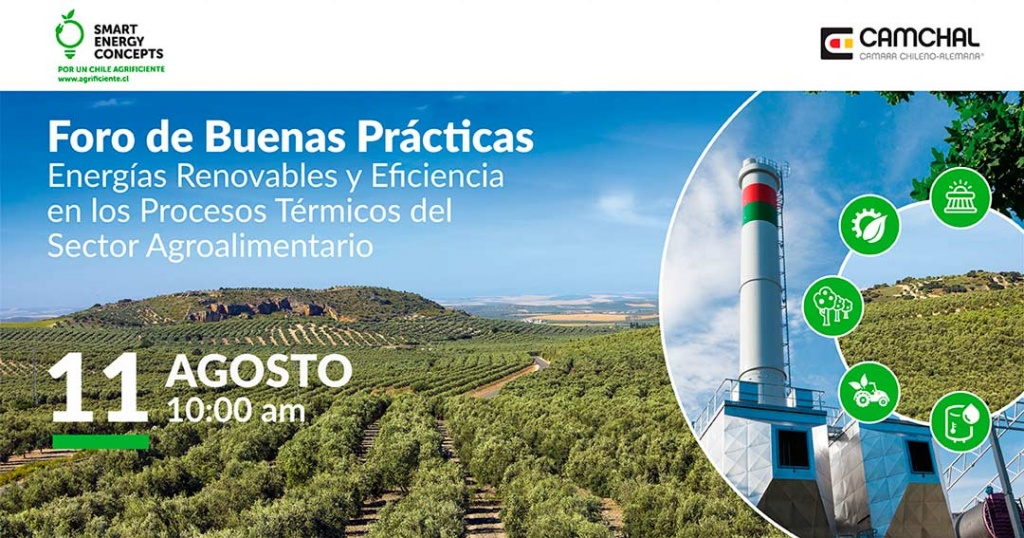 """Foro de Buenas Prácticas """"Energías Renovables y Eficiencia en los Procesos Térmicos del Sector Agroalimentario"""""""