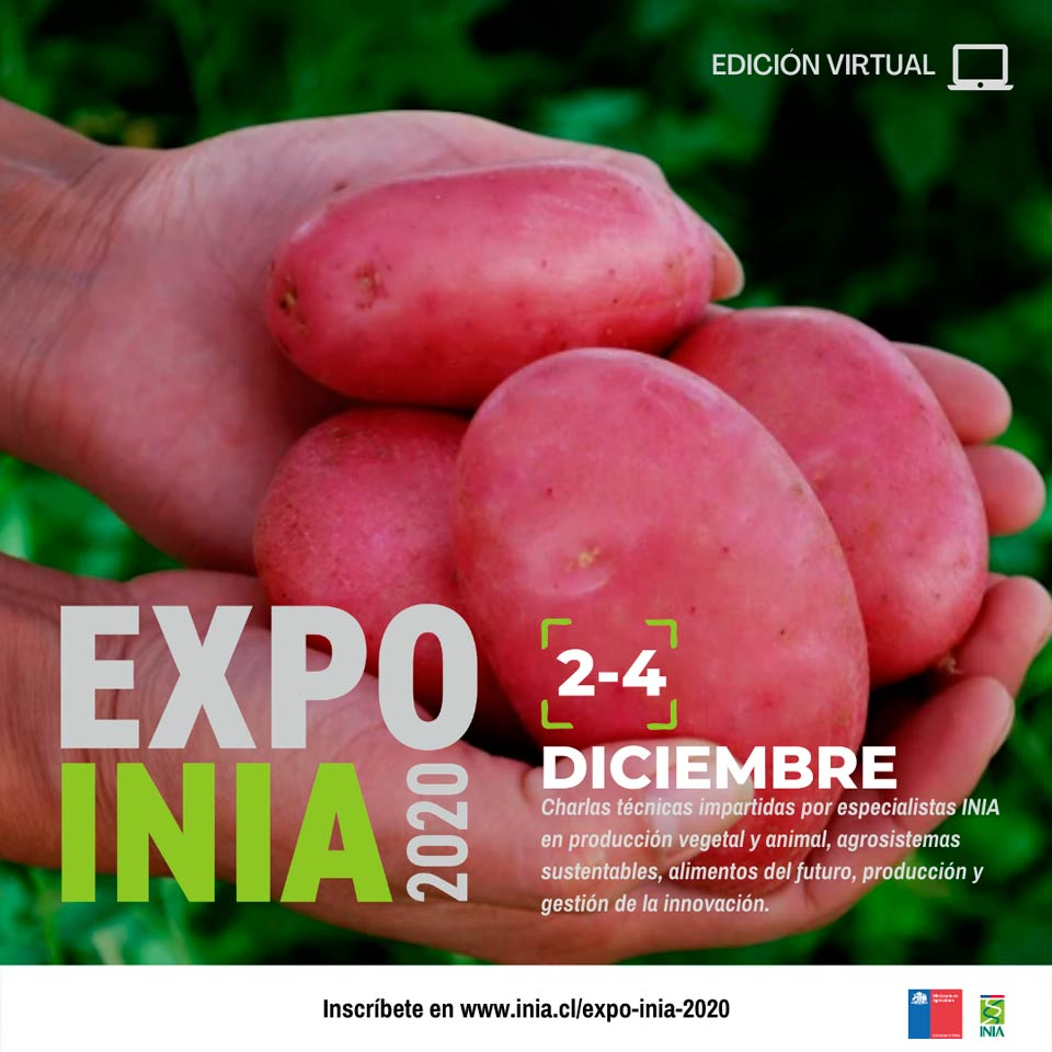 Expo INIA 2020 anticipa su programación de charlas abiertas y mesas técnicas sectoriales