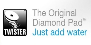 Limpieza y pulido superficies TWISTER diamond