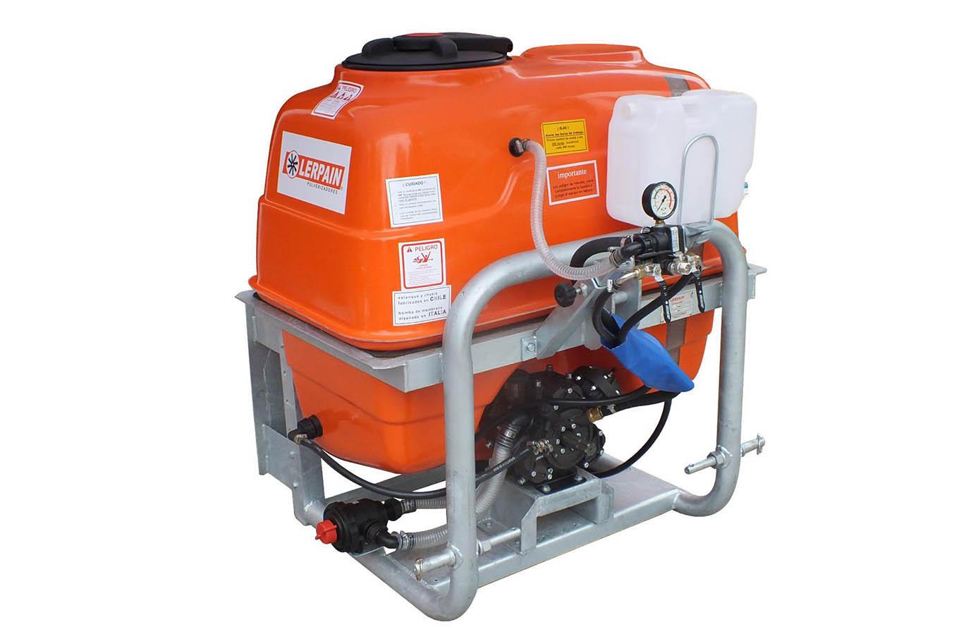 Pulverizador Agrícola de Levante AP-400-600