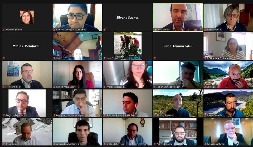 Seminario busca fortalecer gestión a través de estrategia hídrica para el Biobío